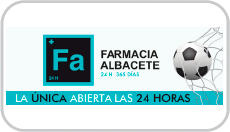 CADETE FARMACIA 24 H CD ALBACER