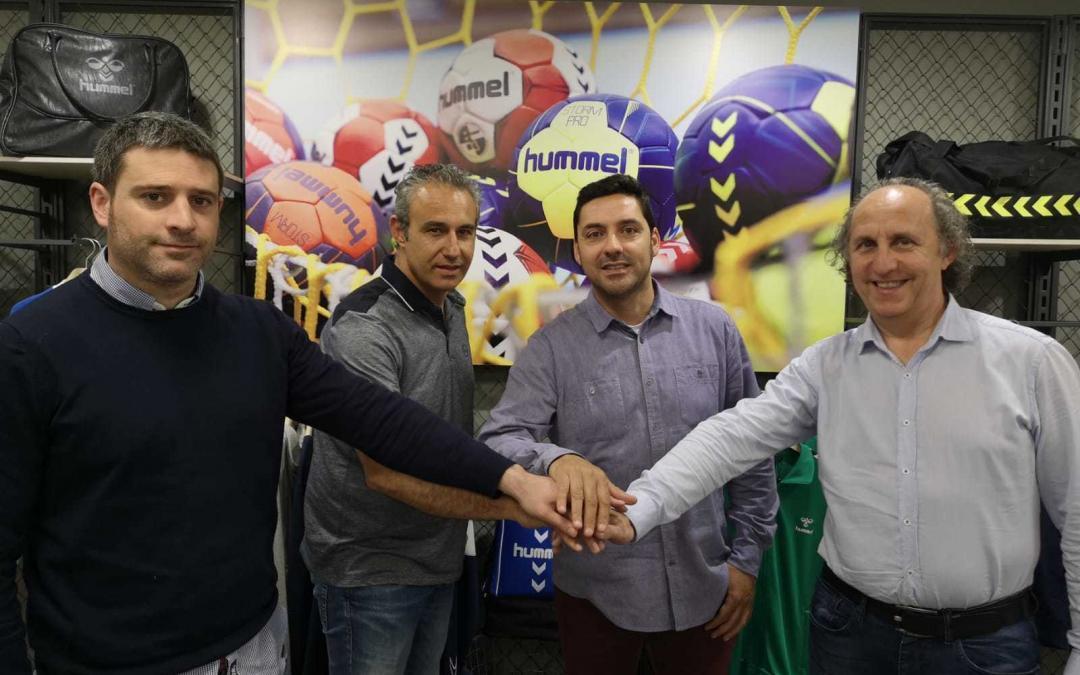 La Escuela de Fútbol Albacer y el CFF Albacete vestirá Hummel la próxima temporada.