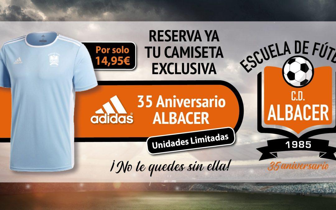 Camiseta 35 Aniversario ADIDAS